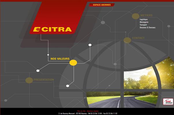 Site Internet : Citra