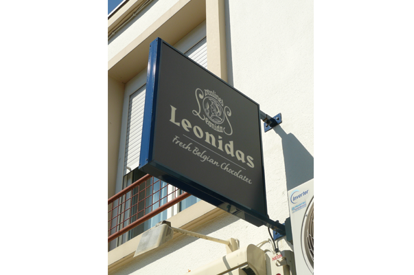 Enseigne : Leonidas